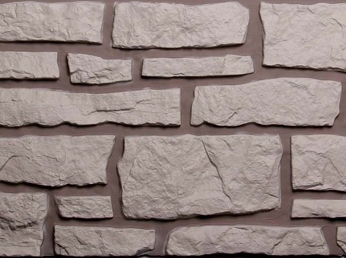 Nailite creek ledgestone vintage white 3
